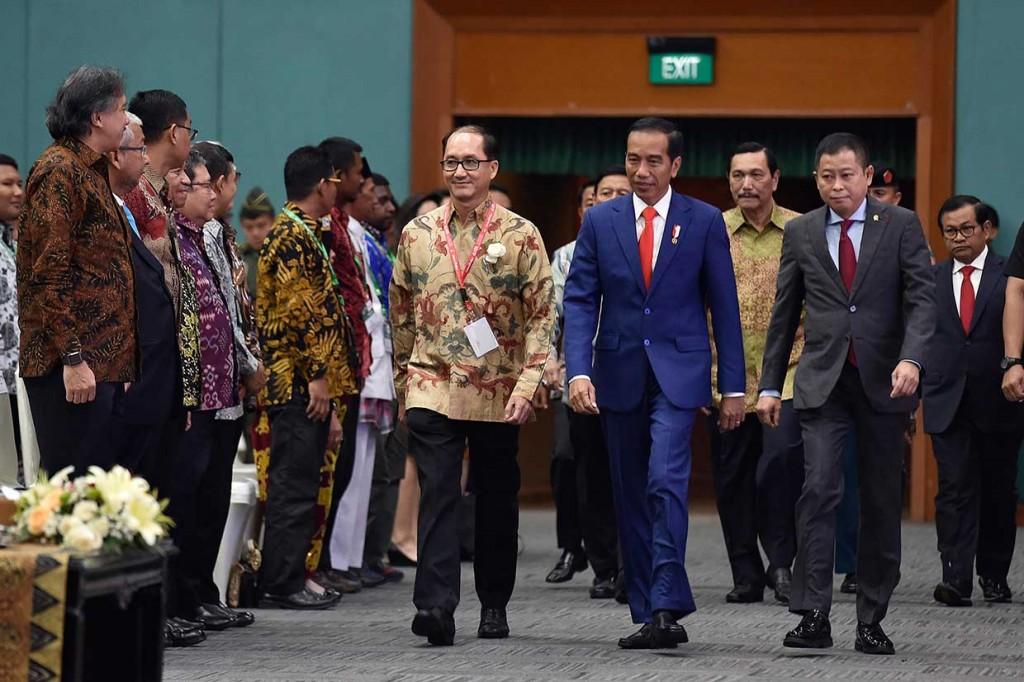 Presiden Buka Konvensi Migas IPA ke-42