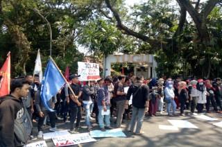 Polisi Diminta Tuntaskan PR 'Bela Buruh' di Malang