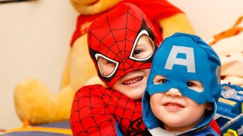 Benarkah Mengidolakan Superhero Cenderung Membuat Anak Lebih Agresif?