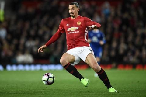 Pesan Menyentuh Ibrahimovic Untuk Manchester United