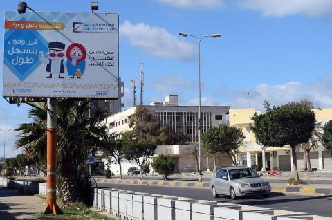 Serangan Mematikan Hantam Komisi Pemilihan Umum Libya