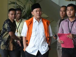 Bupati Lampung Tengah Segera Jalani Sidang