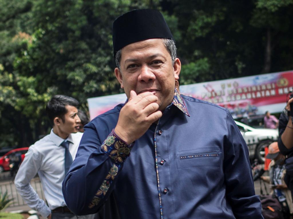Wakil Ketua DPR RI Fahri Hamzah. (Foto: Antara/Aprillio Akbar).
