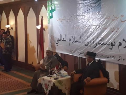 Imam Besar Al-Azhar: Banyak Hal Negatif di Medsos