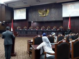 Sidang Uji Materi UU MD3 Berlanjut di MK