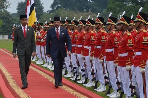 Indonesia Optimistis Tingkatkan Perdagangan dengan Brunei