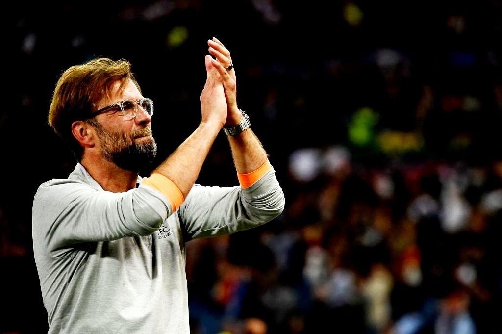 Pelatih Liverpool Jurgen Klopp (Foto: AFP PHOTO / Paul ELLIS)