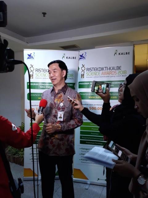 Kalbe Dorong Hilirisasi Riset Bidang Kesehatan