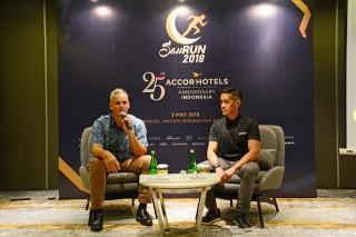 AccorHotels Rayakan 25 Tahun di Indonesia dengan SauRUN Maraton Ramadan