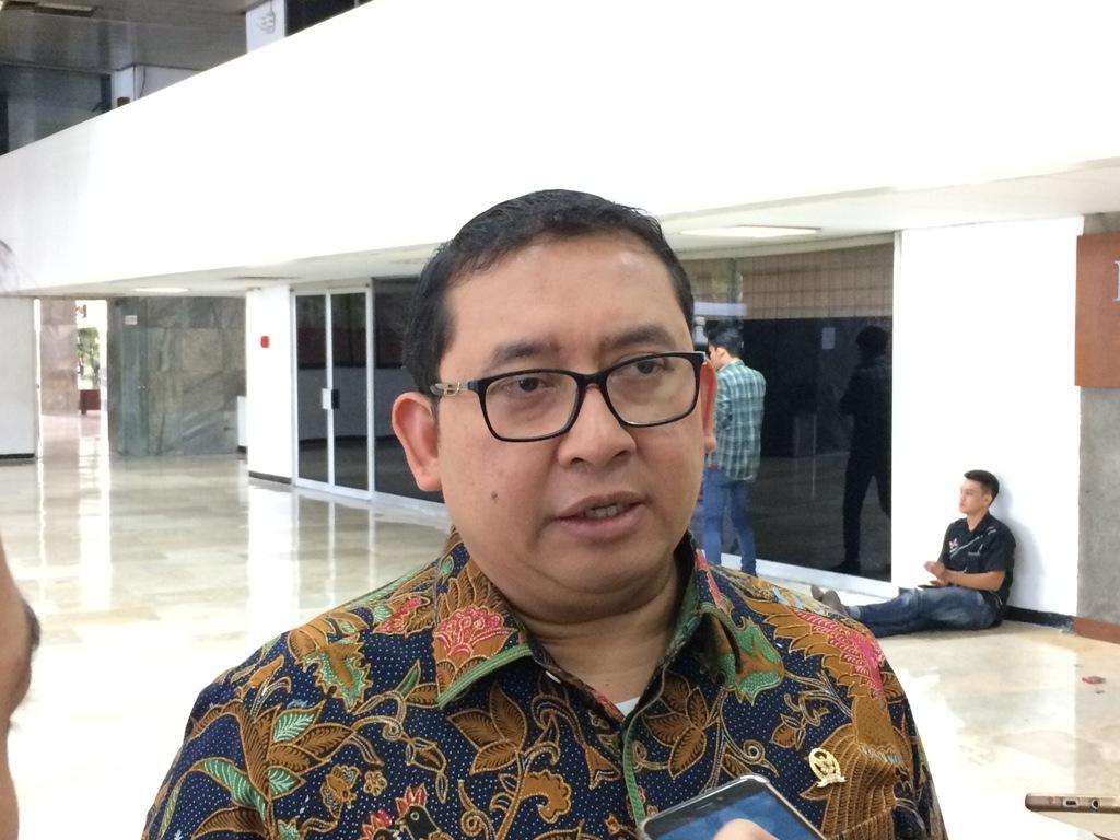 Wakil Ketua DPR RI Fadli Zon - MTVN/Husen Miftahudin