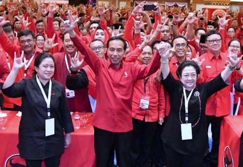 Megawati Minta Kader PDIP tak Tersangkut Hukum