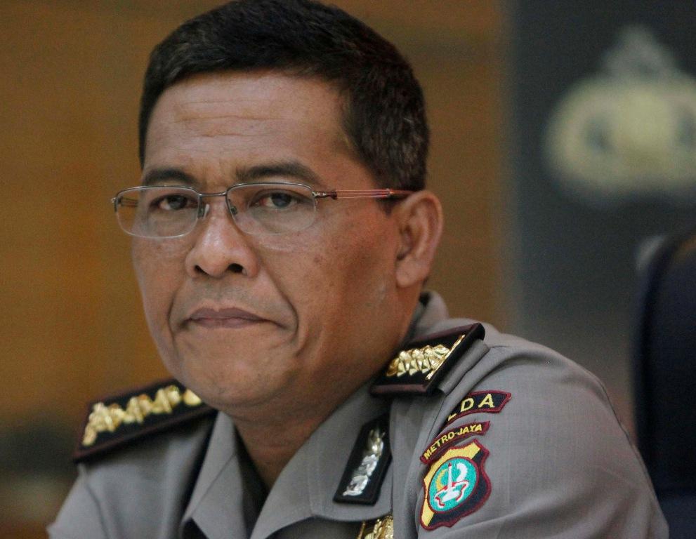 Kabid Humas Polda Metro Jaya, Kombes Raden Prabowo Argo Yuwono --MI/Rommy Pujianto