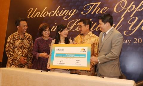 Bank Mega Gandeng Ashmore Pasarkan Produk Reksa Dana