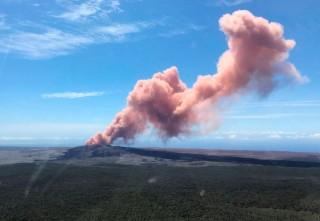 Erupsi Gunung Api Picu Evakuasi 10 Ribu Warga Hawaii