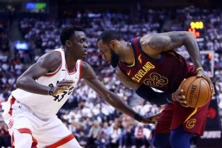 Play Off NBA: Cavaliers Unggul 2-0 Atas Raptors