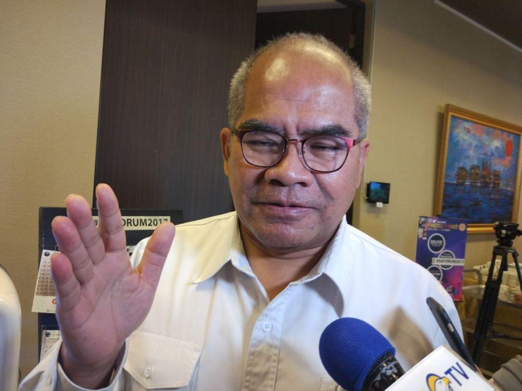 Kepala SKK Migas Amien Sunaryadi. (FOTO: Medcom.id/Annisa Ayu)