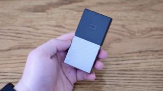 WD My Passport SSD, Ringkas Layaknya Flash Drive