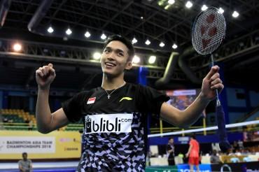 Indonesia Sisakan Dua Wakil di Semifinal