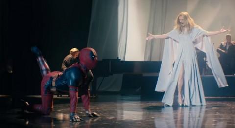 Tingkah Jenaka Deadpool dalam Video Musik Celine Dion