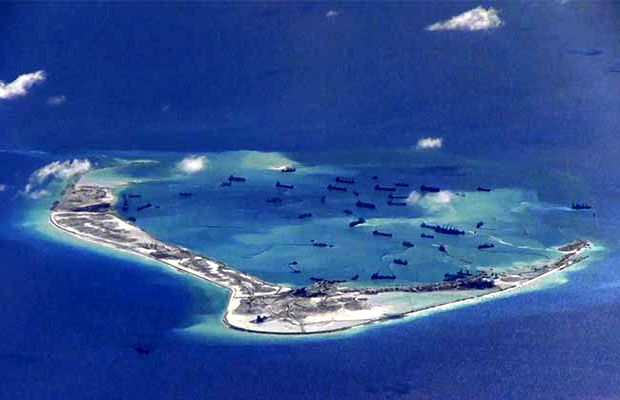 Ilustrasi wilayah Laut China Selatan (Photo:AFP)
