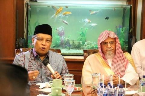 Imam Masjidil Haram Apresiasi Ulama Nusantara