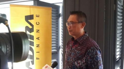 Adira Finance Belum Berencana Ubah Target Bisnis