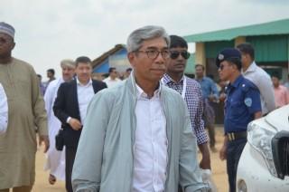 Wamenlu RI Minta Pengungsi Rohingya Terus Berpikir Positif