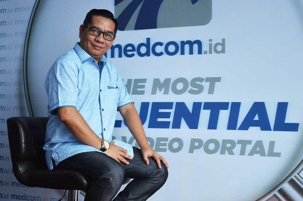 Ronny Pangemanan. (Foto: medcom.id)