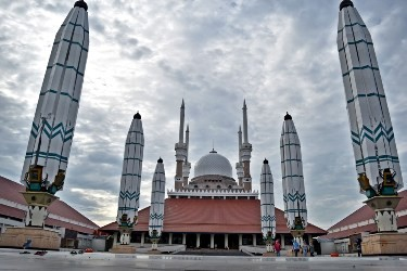 Masjid Bakal Menjadi Destinasi Wisata di Indonesia