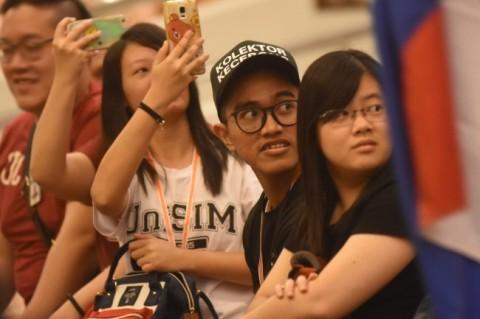Rehat Jadi Youtuber, Kaesang Sibuk Mengurusi 'Sang Pisang'