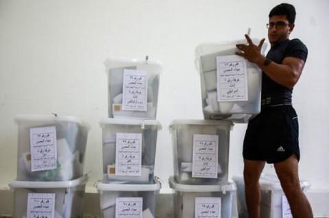 Lebanon Gelar Pemilu Perdana Sejak Hampir Satu Dekade
