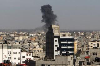 Ledakan di Gaza Tewaskan Enam Warga Palestina