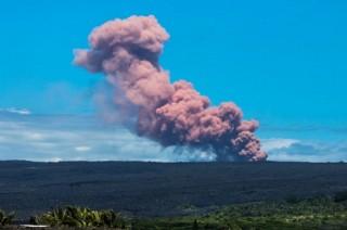 Erupsi Kilauea di Hawaii Bisa Berlangsung Berbulan-bulan
