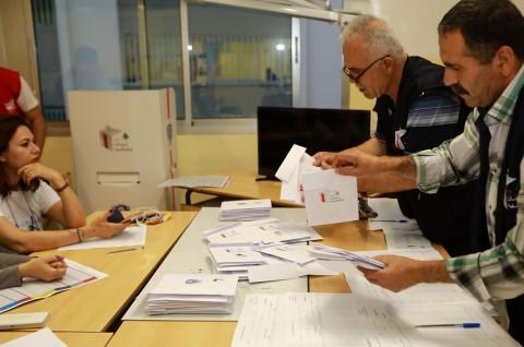 Tingkat Keikutsertaan Pemilu Lebanon 49 Persen