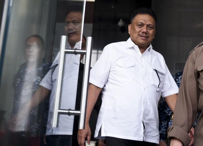 Gubernur Sulut Olly Dondokambey. Foto: Antara/Hafidz Mubarak