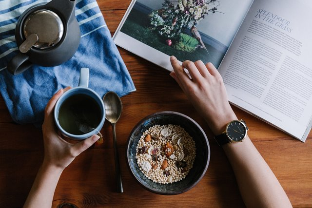 Quinoa sebenarnya adalah jenis biji-bijian, bukan sejenis gandum dan sudah ada sejak ribuan tahun lalu. (Foto: The 5th/Unsplash.com)