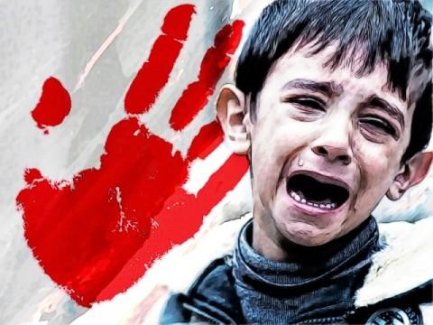 Bocah Korban Intimidasi Massa #2019GantiPresiden Masih Trauma