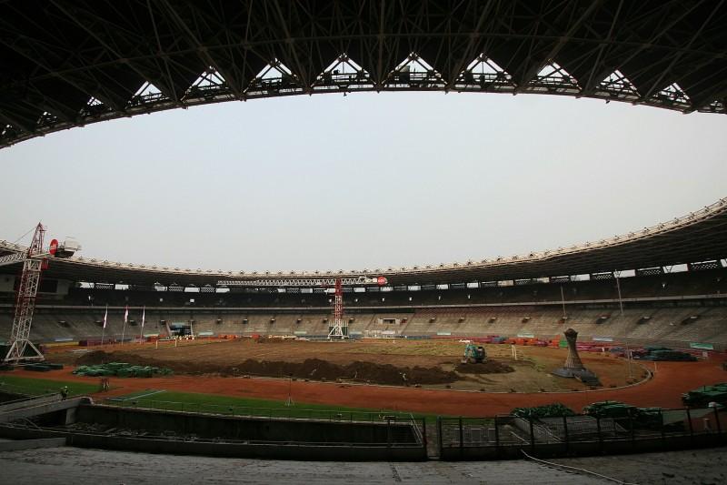 Stadion Utama Gelora Bung Karno (Istimewa)