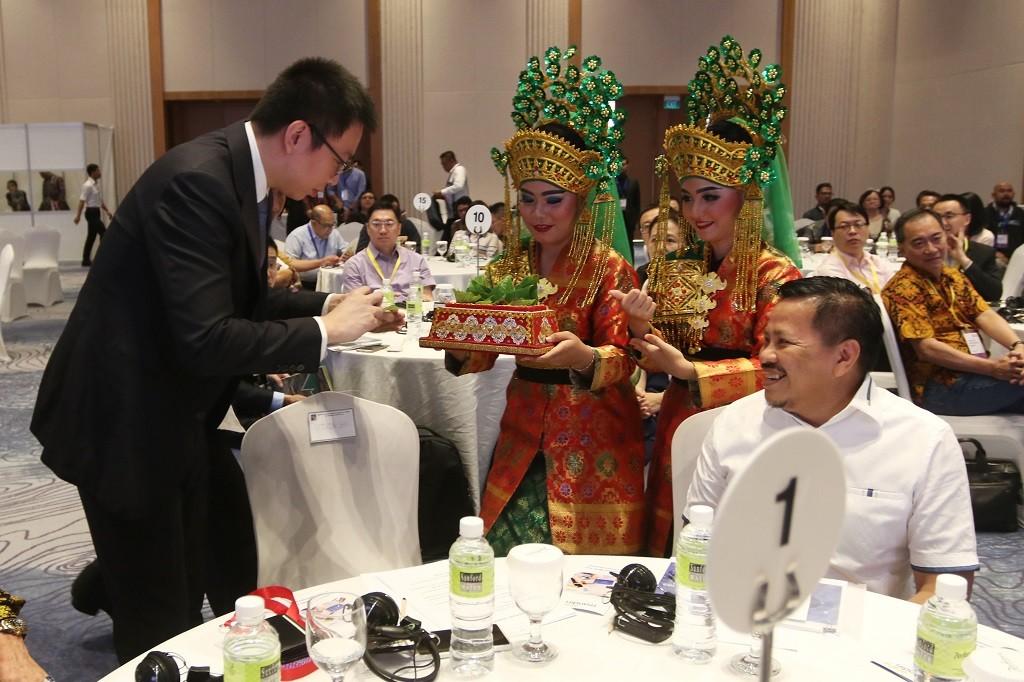 Acara Supplier Investment Summit di Batam