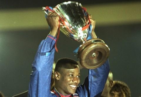 1996: PSG Sabet Titel Eropa Perdana