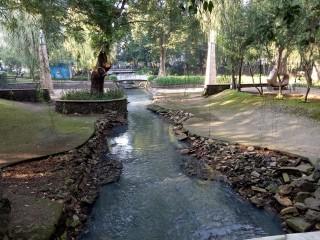 Sungai Taman Langsat Bau, Sandi: Kita Harus Sadarkan Warga