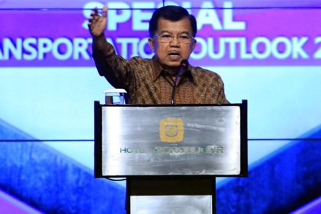 Wakil Presiden Jusuf Kalla. Foto: MI/Panca