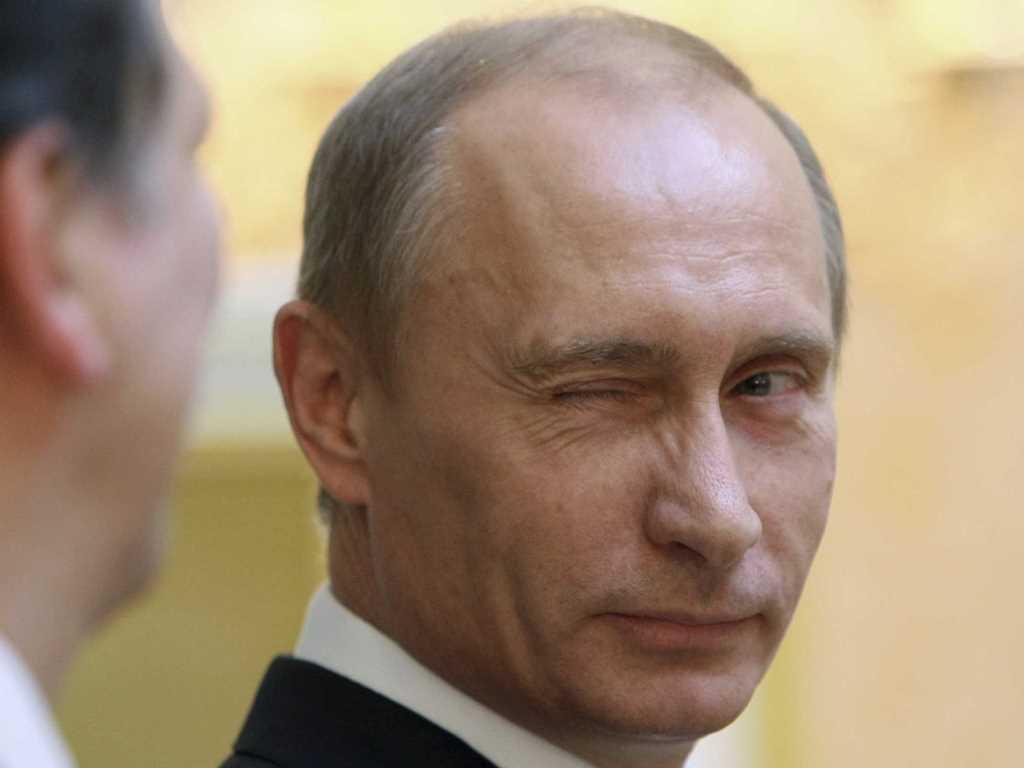 Presiden Rusia Vladimir Putin. (Foto: Istimewa).