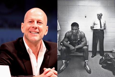 Bruce Willis akan Jadi Pelatih Mike Tyson di Film Biopik