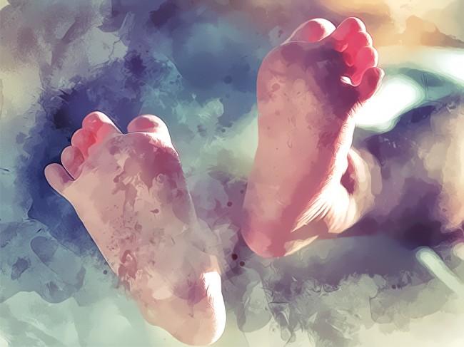 Ilustrasi: Penemuan mayat bayi. Foto: Medcom.id/Rakhmat Riyandi.