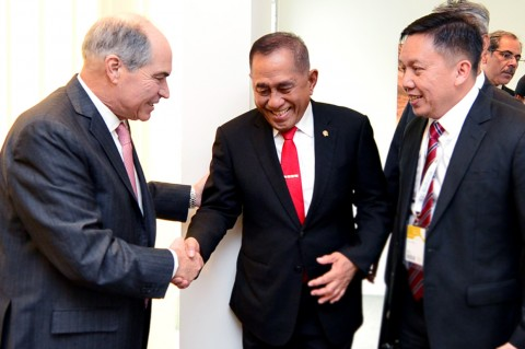 Indonesia-Yordania Sepakat Tingkatkan Kerja Sama Pertahanan