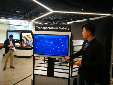 SAP: Transportasi Publik Bisa Lebih Aman Pakai ioT
