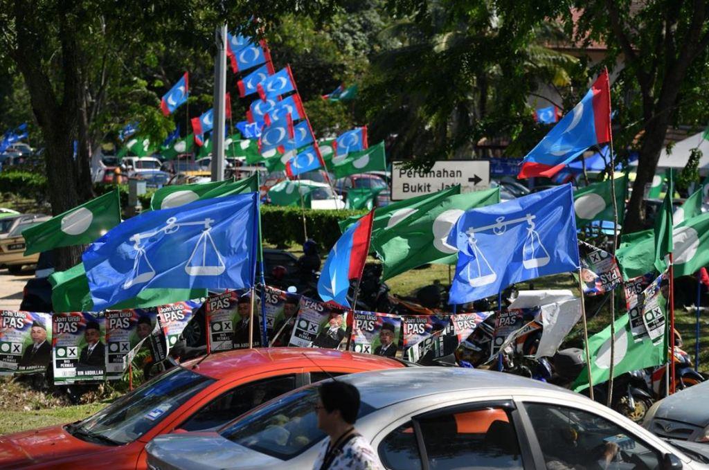 Pemilu Malaysia digelar hari ini. (Foto: Strait Times)