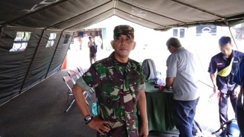 Perlawanan Warga Kompleks TNI AD Hal Biasa