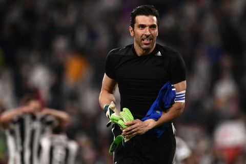 Buffon Bicara Final Coppa Italia dan Donnarumma